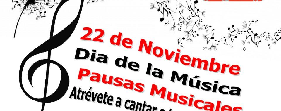 día de Música 22. Nov