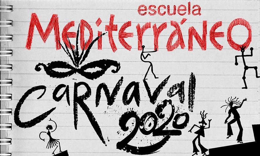 Carnaval Escuela Mediterraneo