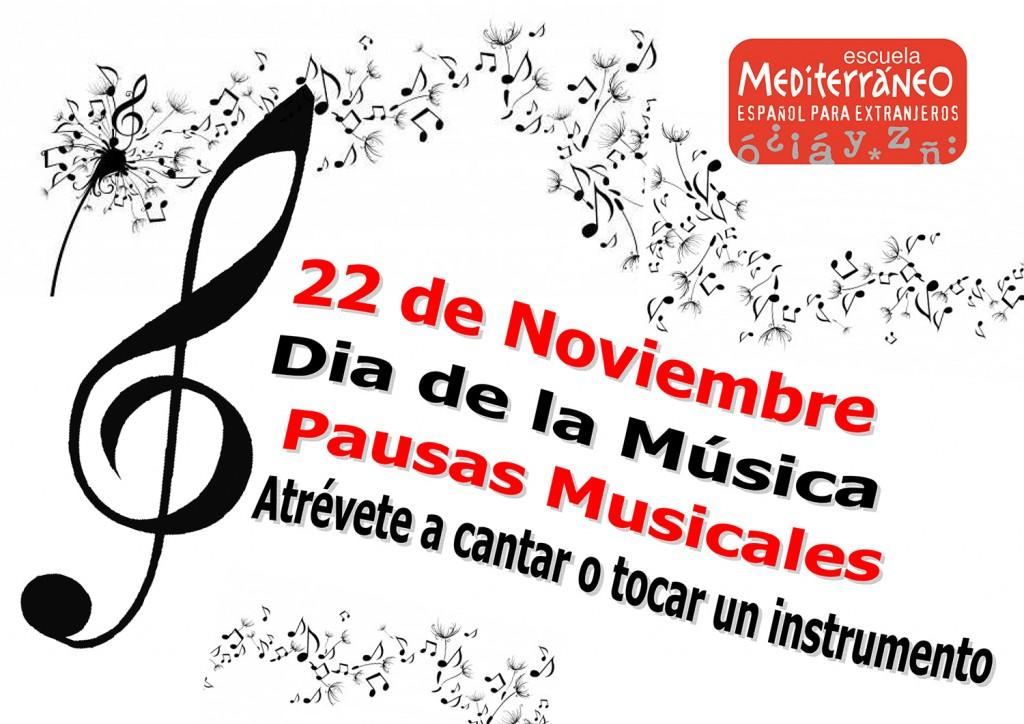 Día de la Música en la escuela Mediterraneo Barcelona