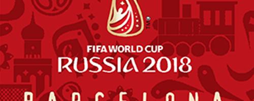 Escuela Mediterraneo Barcelona Spanish courses Mundial Futbol 2018