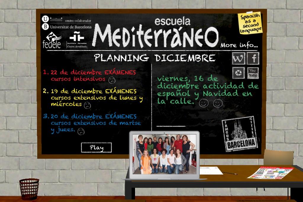 escuela-mediterraneo-barcelona-planning-navidad-2016