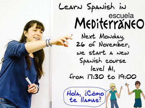 News Spanish course Barcelona