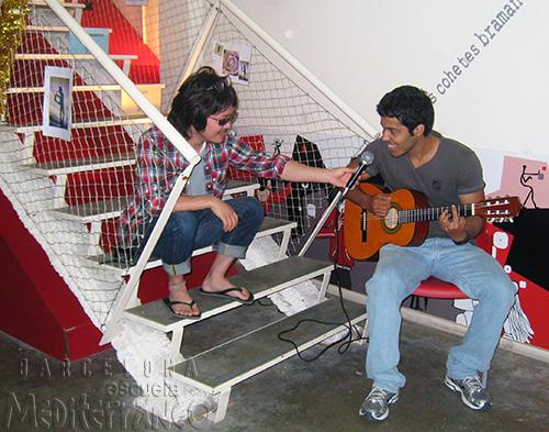 Spanish school Barcelona Fiesta Musica