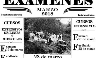 Escuela Mediterraneo Barcelona Spanish as a second language