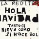 Escuela Mediterraneo Barcelona Spanish school Navidad fiesta y examenes 2018