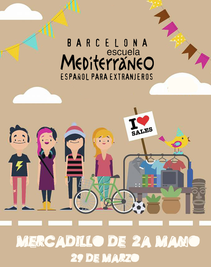 Escuela Mediterraneo Fiesta Market