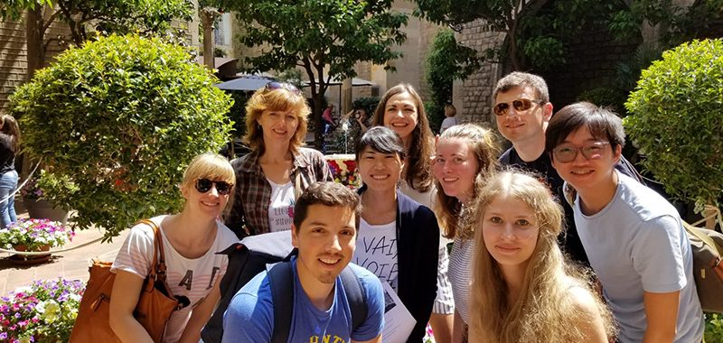 Escuela Mediterraneo Barcelona Spanish courses