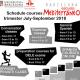 Barcelona Escuela Mediterraneo Schedule
