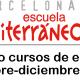 Horario cursos español Barcelona 2019