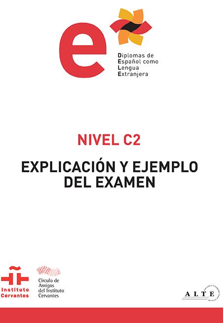 Modelo examen DELE C2
