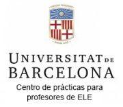 Logo UB centro prácticas