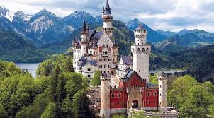 castillo típico