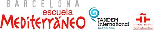 logo Escuela Mediterraneo Barcelona