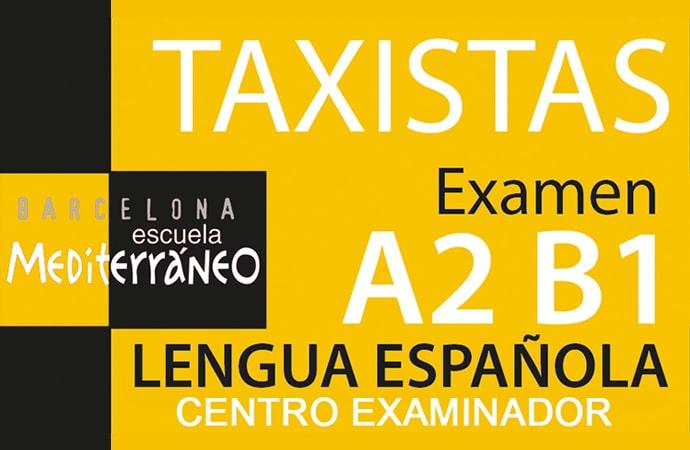 logo examen taxista