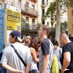 Photo Fiestas de Gracia en Barcelona 2017